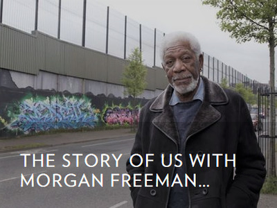 The Story of Us with Morgan Freeman tv show photo
