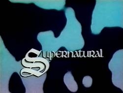 The Supernatural (UK) tv show photo