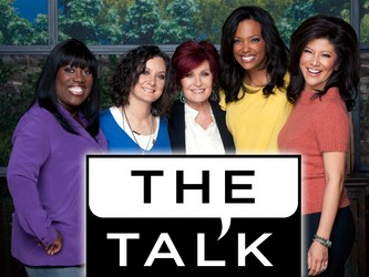 The Talk tv show photo