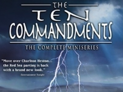 The Ten Commandments tv show photo