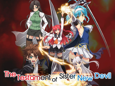 The Testament of Sister New Devil tv show photo