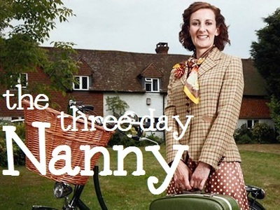 The Three Day Nanny (UK) tv show photo