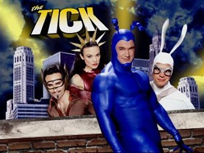 The Tick tv show photo