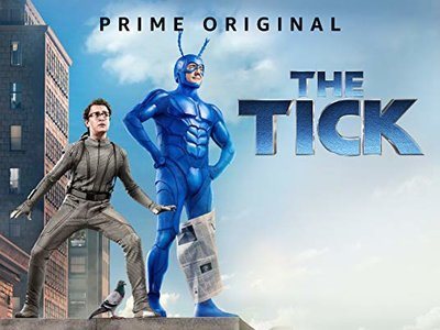 The Tick (2016) tv show photo