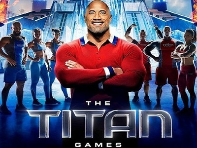 The Titan Games tv show photo