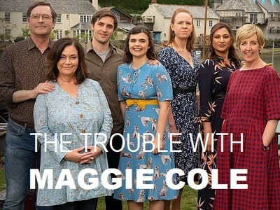 The Trouble With Maggie Cole tv show photo