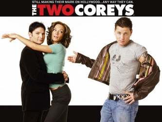 The Two Coreys tv show photo