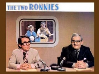 The Two Ronnies (UK) tv show photo