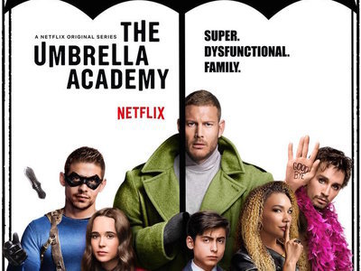 The Umbrella Academy tv show photo