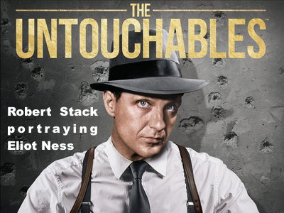 The Untouchables (1959) tv show photo