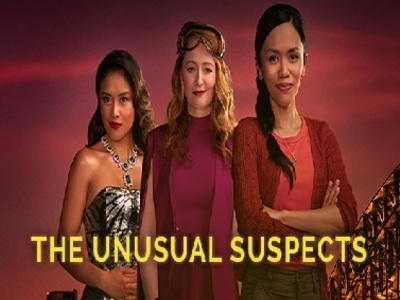 The Unusual Suspects tv show photo