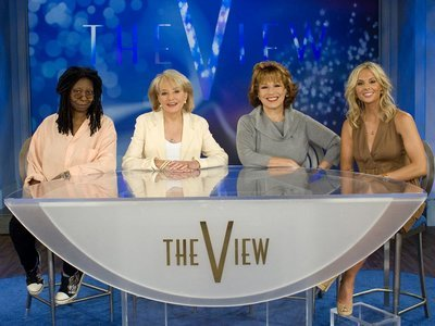 The View tv show photo