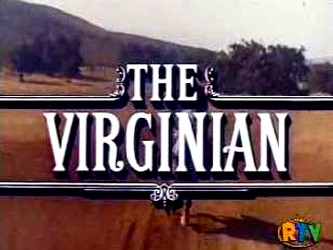 The Virginian tv show photo