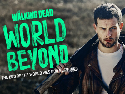 The Walking Dead: World Beyond tv show photo