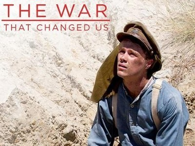 The War That Changed Us (AU)