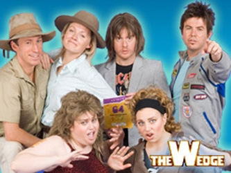 The Wedge (AU) tv show photo