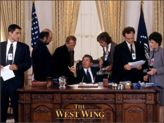 The West Wing tv show photo