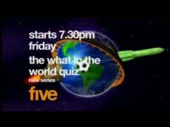 The What in the World Quiz (UK)