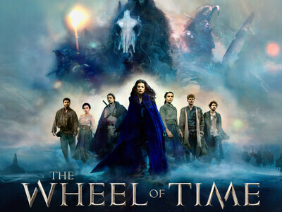 The Wheel of Time tv show photo