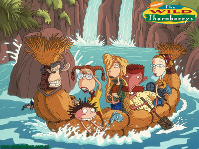 The Wild Thornberrys tv show photo