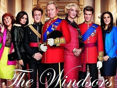 The Windsors (UK) tv show photo