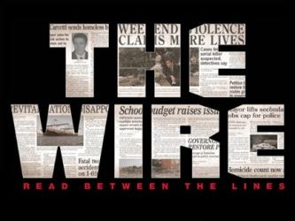 The Wire tv show photo