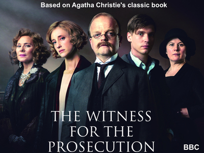 The Witness for the Prosecution tv show photo