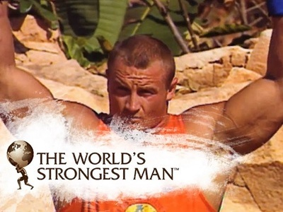 The World's Strongest Man (UK)