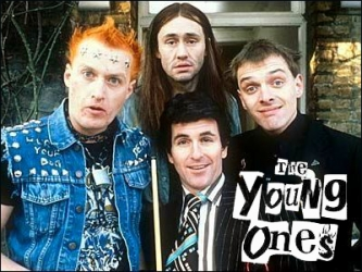The Young Ones (UK) tv show photo