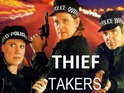 Thief Takers (UK) tv show photo