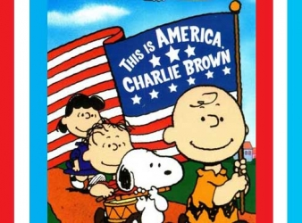 This Is America Charlie Brown tv show photo