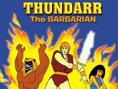 Thundarr the Barbarian tv show photo
