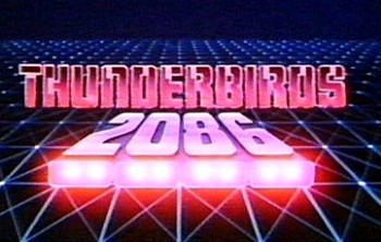 Thunderbirds 2086 (JP) tv show photo
