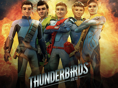 Thunderbirds Are Go! (UK)