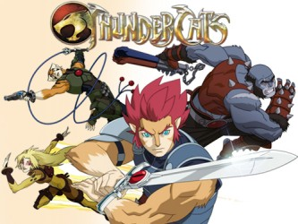 ThunderCats (2011) tv show photo
