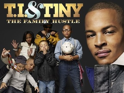TI & Tiny: The Family Hustle
