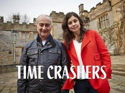 Time Crashers (UK) tv show photo