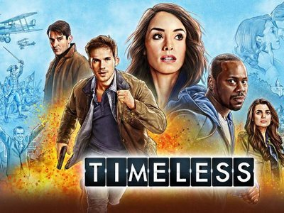 Timeless tv show photo