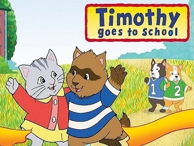 Timothy Goes to School tv show photo