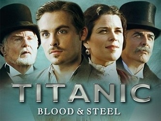 Titanic: Blood and Steel (IT) tv show photo
