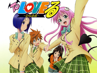 To-Love-Ru tv show photo