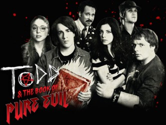 Todd & The Book Of Pure Evil (CA) tv show photo