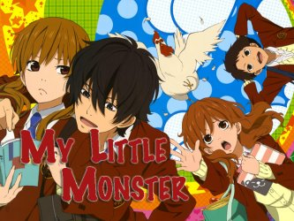 My Little Monster tv show photo