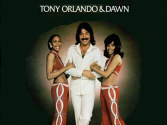 Tony Orlando and Dawn tv show photo