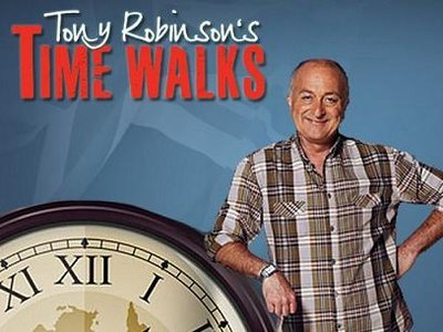 Tony Robinson's Time Walks (AU) tv show photo