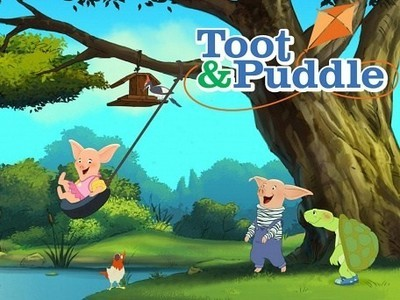 Toot & Puddle tv show photo