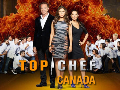 Top Chef Canada tv show photo