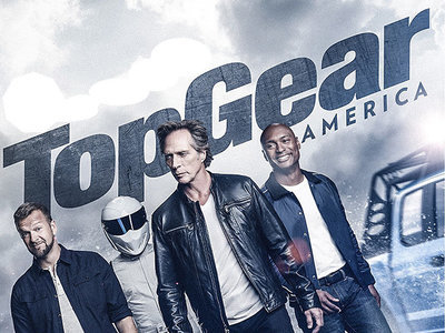 Top Gear America tv show photo