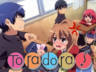 Toradora! tv show photo