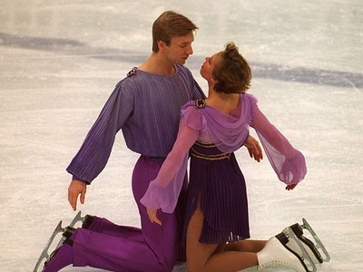 Torvill and Dean - The Perfect Day (UK) tv show photo